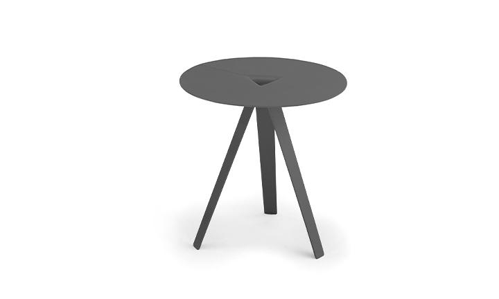 mesa auxiliar tria ciclograma grafito