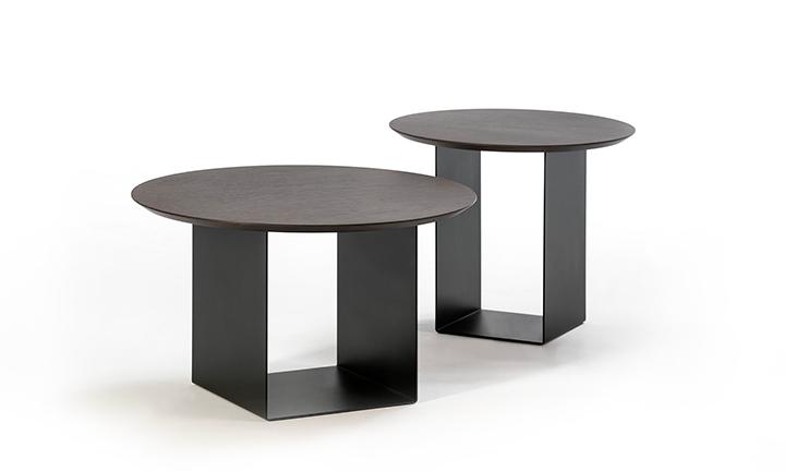 mesa de centro reflex ciclograma blanco