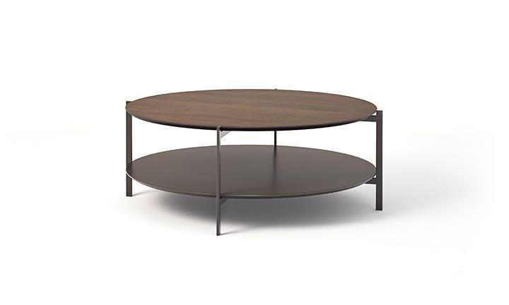 mesa de centro exo round ciclograma