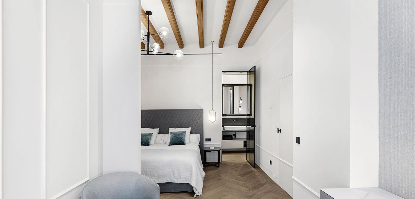 pau 7 mallorca bedroom